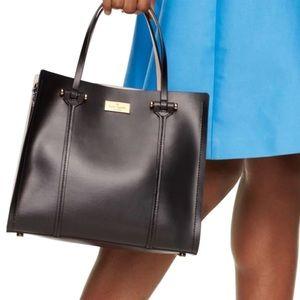 Kate Spade black elodie bag